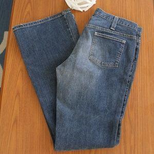 Calvin Klein True Flare Indigo Jeans